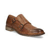 Dámské Monk Shoes bata, hnědá, 521-4609 - 13