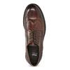Kožené pánské Brogue polobotky bata, hnědá, 826-4827 - 17