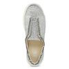 Stříbrné dívčí tenisky s řetízkem mini-b, stříbrná, 321-2307 - 17