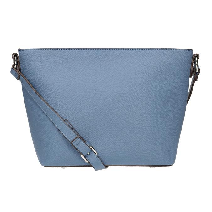 Modrá dámská Crossbody kabelka bata, modrá, 961-9842 - 16