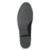 Lodičky z broušené kůže vagabond, černá, 623-6049 - 18