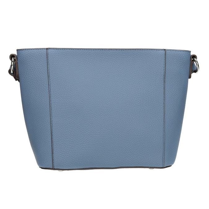 Modrá dámská Crossbody kabelka bata, modrá, 961-9842 - 26