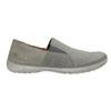 Pánské kožené Slip-on boty weinbrenner, šedá, 836-2602 - 16