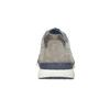 Pánské kožené tenisky bata, šedá, 846-2639 - 15