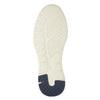 Pánské kožené tenisky bata, šedá, 846-2639 - 19