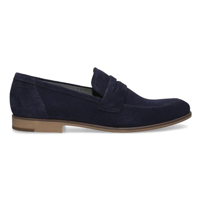 Mokasíny ve stylu Penny Loafers modré vagabond, modrá, 813-9053 - 19