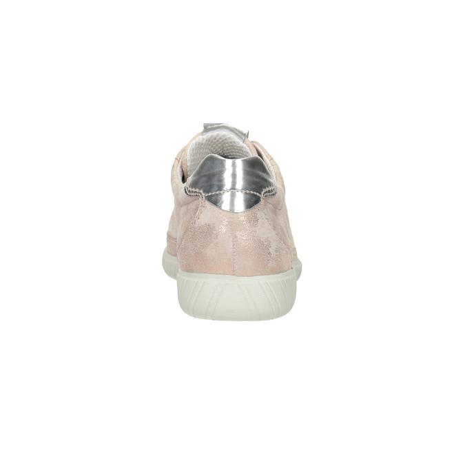 Dámské kožené tenisky gabor, 626-5204 - 16