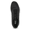 Černé pánské tenisky ve sportovním designu adidas, černá, 809-6101 - 17