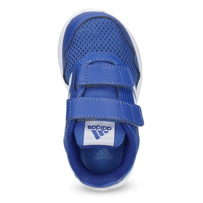 Modré dětské tenisky adidas, modrá, 109-9147 - 17