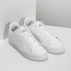 Bílé dámské tenisky adidas, bílá, 501-1554 - 26