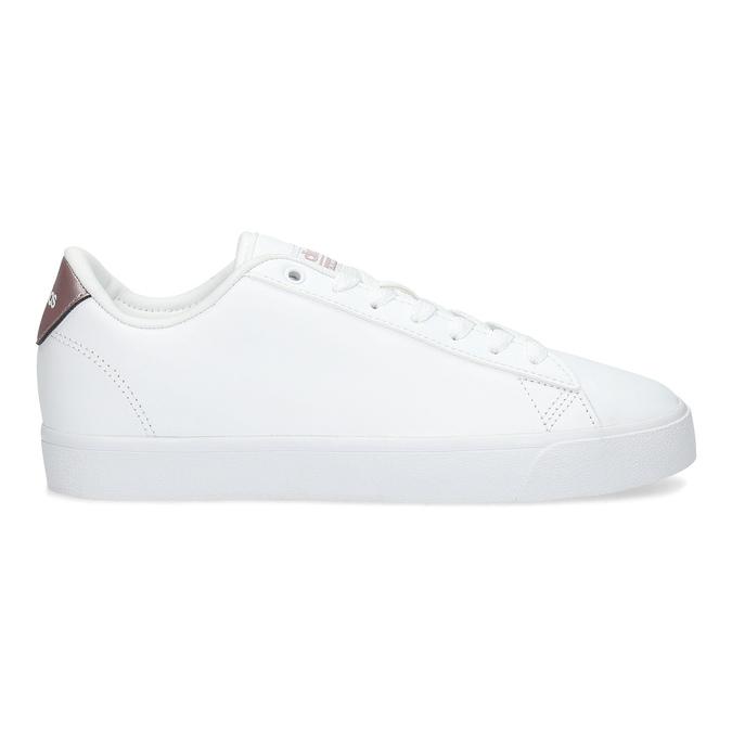 Bílé dámské tenisky adidas, bílá, 501-1554 - 19