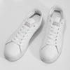 Bílé dámské tenisky adidas, bílá, 501-1554 - 16
