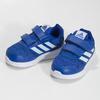 Modré dětské tenisky adidas, modrá, 109-9147 - 16
