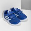 Modré dětské tenisky adidas, modrá, 109-9147 - 26