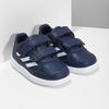 Modré tenisky na suché zipy adidas, modrá, 101-9151 - 26