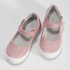 Růžové dívčí baleríny mini-b, růžová, 221-5216 - 16
