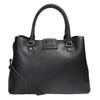 Černá kabelka s odnímatelným popruhem bata, černá, 961-6216 - 16