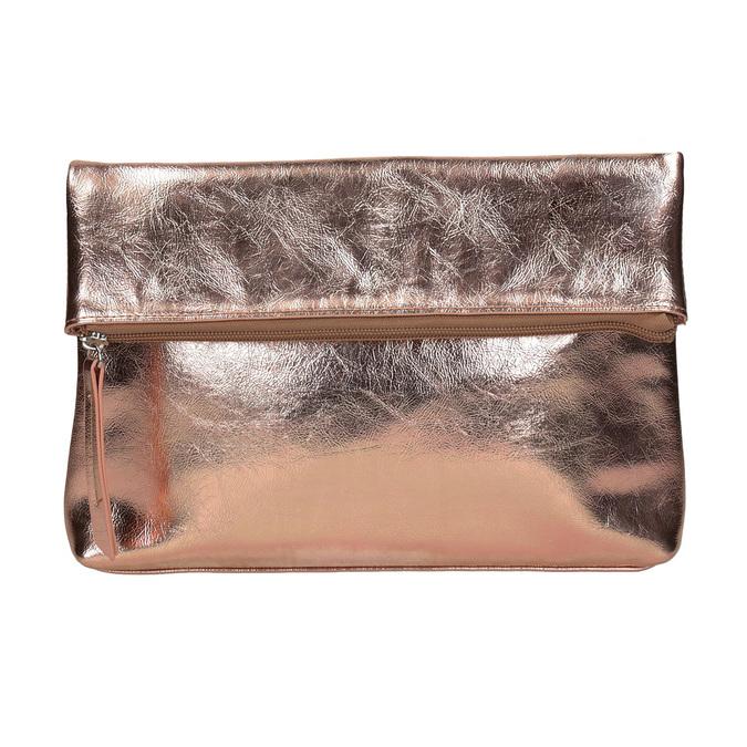 Zlatá Crossbody kabelka bata, zlatá, 961-9852 - 26