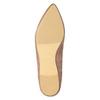 Dámská kožená Loafers obuv bata, 523-5659 - 19