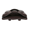 Pánská kožená taška na dokumenty bata, hnědá, 964-4287 - 15