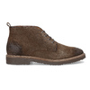 Kožená obuv ve stylu Chukka Boots bata, hnědá, 823-4627 - 19