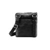 Černá kožená Crossbody taška bata, černá, 964-6288 - 26