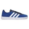 Modré tenisky z broušené kůže adidas, modrá, 803-9979 - 19