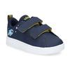 Dětské modré tenisky na suché zipy adidas, modrá, 101-9129 - 13