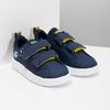 Dětské modré tenisky na suché zipy adidas, modrá, 101-9129 - 26