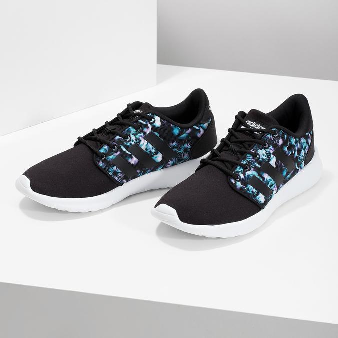 Tenisky s barevným květinovým vzorem adidas, černá, 509-6212 - 16