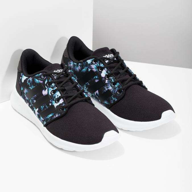 Tenisky s barevným květinovým vzorem adidas, černá, 509-6212 - 26