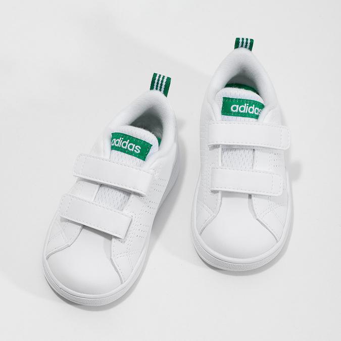 Dětské tenisky Adidas adidas, bílá, 101-1233 - 16