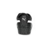 Černé dámské tenisky na flatformě puma, černá, 504-6704 - 15