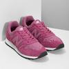 Dámské tenisky sportovního střihu růžové new-balance, růžová, 503-5874 - 26