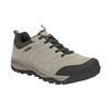 Kožená obuv v outdoor stylu power, šedá, 803-3848 - 13
