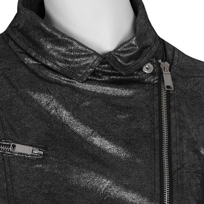 Lehká dámská bunda bata, šedá, 979-2110 - 16
