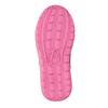 Dívčí kožené tenisky na suché zipy mini-b, fialová, 223-9604 - 17