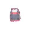 Dívčí kožené tenisky na suché zipy mini-b, fialová, 223-9604 - 16