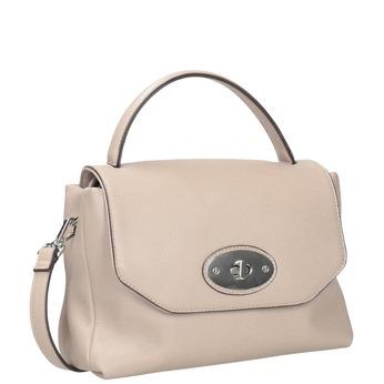 Dámská kabelka s popruhem bata, šedá, 961-2839 - 13