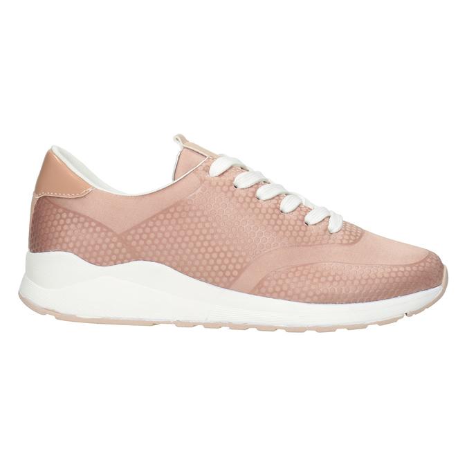 Dámské růžové tenisky bata-light, růžová, 549-5605 - 26