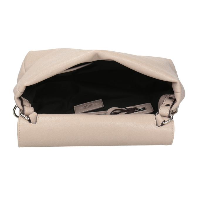 Dámská kabelka s popruhem bata, šedá, 961-2839 - 15