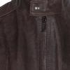 Hnědá kožená bunda pánská bata, hnědá, 974-4154 - 16