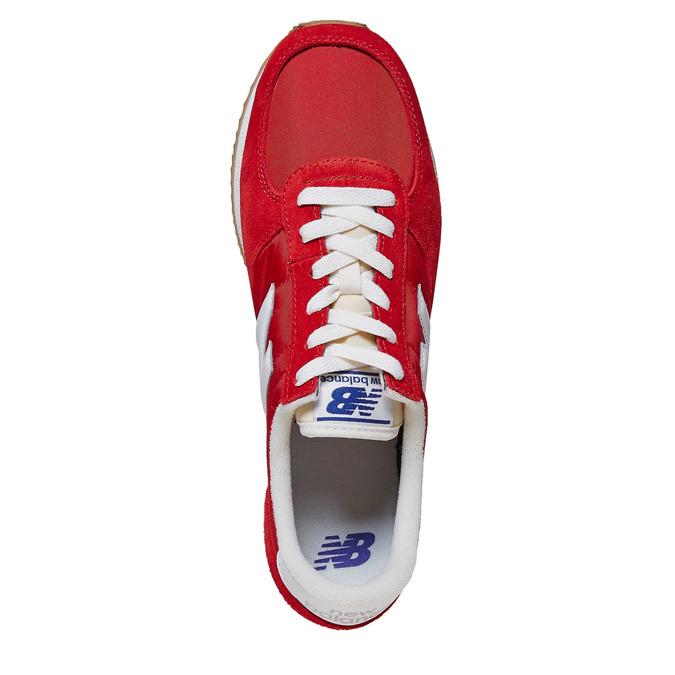 Červené pánské tenisky new-balance, červená, 809-5320 - 19