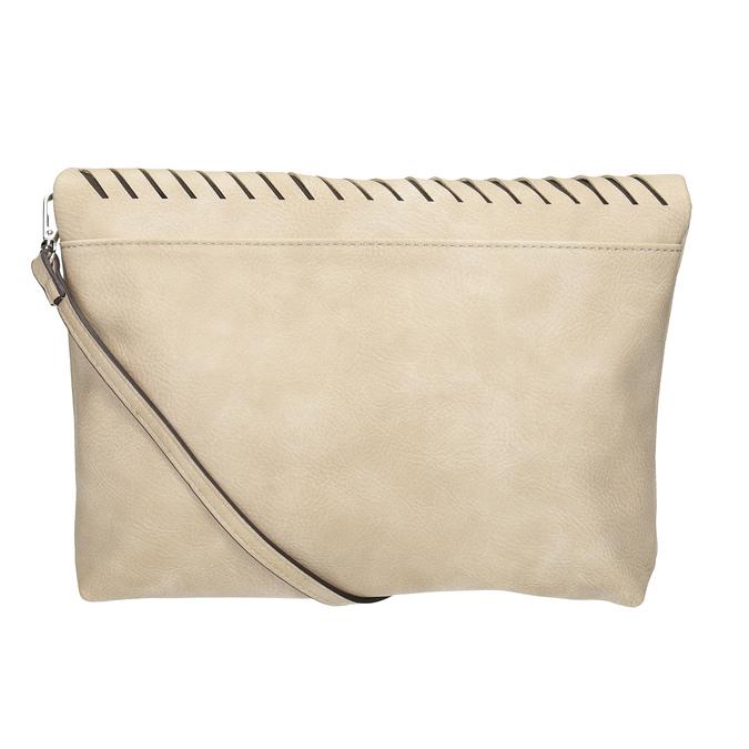 Dámská Crossbody kabelka se střapcem bata, béžová, 961-8829 - 16
