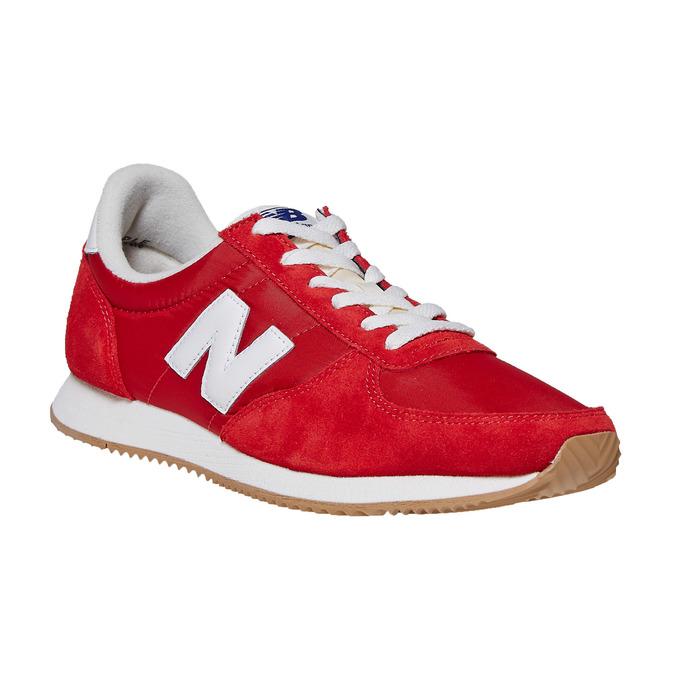 Červené pánské tenisky new-balance, červená, 809-5320 - 13