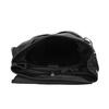 Černý pánský batoh z textilu atletico, černá, 969-6677 - 15