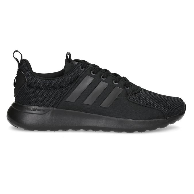 Pánské černé tenisky sportovního stylu adidas, černá, 809-6268 - 19