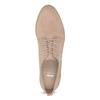 Ležérní dámské polobotky bata, růžová, 529-5636 - 17