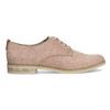 Ležérní dámské polobotky bata, růžová, 529-5636 - 19
