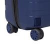 Modrý cestovní kufr na kolečkách roncato, modrá, 960-9609 - 16